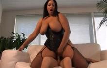 BBW anal maid Latisha