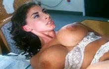 Nurse Sarah Young gets anal banged